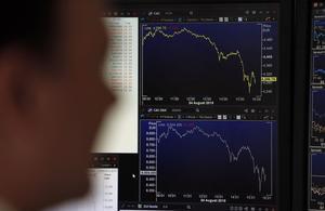 Semaine noire pour les Bourses mondiales