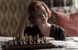 Le jeu de la dame bat tous les records d'audience de Netflix