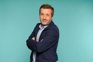 Laurent Sauvage, directeur artistique de France 3