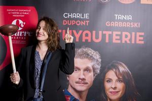 Marie Gillain. © Christophe Vootz