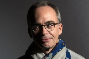 Jean-François Halin. © Nicolas Schul