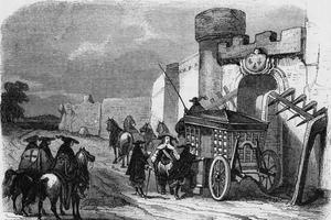 Le 5 septembre 1661 d'Artagnan procède à l'arrestation de Nicolas Fouquet, surintendant des finances.