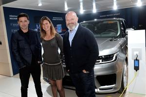 Dimitri Yachvili, Pénélope Leprévost et Philippe Etchebest