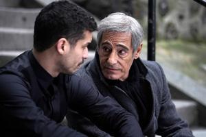 Gérard Lanvin avec Soufiane Guerrab.