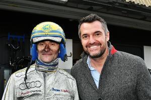Arnaud Ducret à droite.