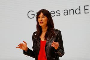 Jade Raymond, directrice des studios de développement de Google