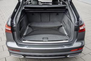 Le volume du coffre varie de 565 à 1 680 litres.