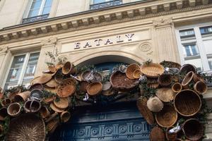 L'entrée principale d'Eataly.