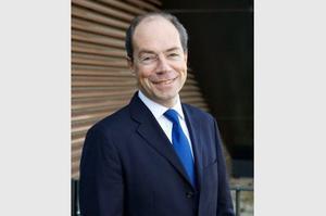 Pierre Coppey, président du conseil d'administration du stade de France