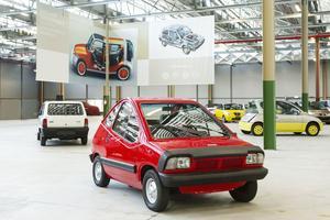 Du côté «Écologie et développement durable», on pourra notamment observer d'anciens prototypes.