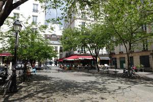 Place du Marché-Sainte-Catherine.