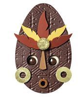 Le masque Brésil de laMaison duChocolat.