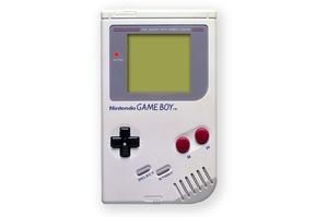 La version finale de la Game Boy