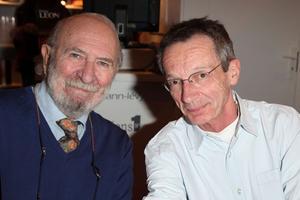 Jean-Pierre Marielle et Patrice Leconte.