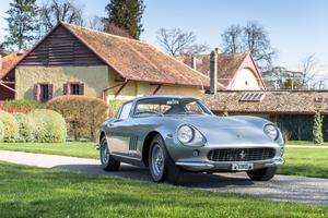 La Ferrari 275 GTB de 1965 de Jean-Pierre Slavic