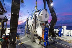 Le sous-marin «DSV-Limiting-Factor».