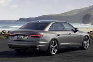 L'entrée de gamme A4 35 TFSI débute à 35 900 euros.