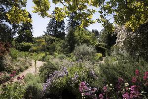 Le jardin du Harmas.