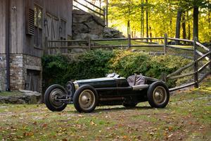 La Bugatti Type 59.