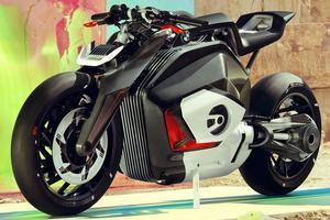 Cette moto n'est pas sans rappeler une certaine Ducati Diavel