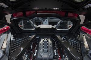 Doté de l'échappement performance, ce moteur développe 495 chevaux et 637 Nm de couple.