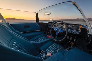 Le roadster P/108 a obtenu de nombreux prix dans les concours ces dernières années.