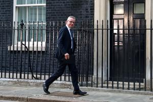 Michael Gove devient le bras droit de Boris Johnson.