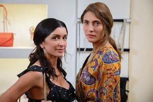 Jenifer et Caterina Murino