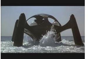 L'étrange capsule de James Bond dans «L'espion qui m'aimait» a inspiré Anthénea.