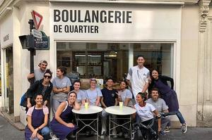 La boulangerie Mamiche (IXe).