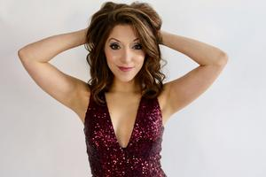 Christina Bianco, l'actrice de  <i>Funny Girl</i>.