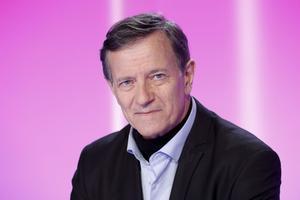 Francis Huster sera le parrain d'Olympia TV