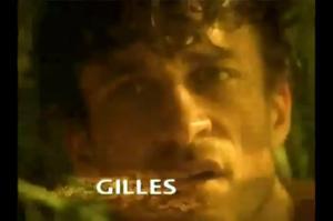 Gilles en 2001 dans «Koh-Lanta»