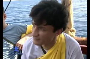 Gilles Nicolet dans «Koh-Lanta»