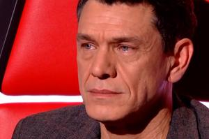 Marc Lavoine dans «The Voice»
