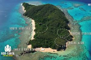 L'orientation de «Koh-Lanta, l'île des héros» en 2020