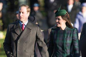 Royals Attend Christmas Church Service - Sandringham