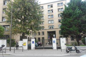 L'internat de la rue du docteur Blanche à Paris est désormais mixte.©Wikipedia.