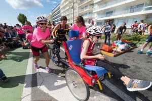 Le sport pour tous est la devise du Triathlon Audencia