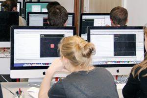 L'Iscom, une école de com' spécialisée dans l'audiovisuel et le numérique. ©Iscom