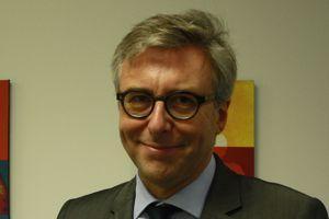 Laurent Poupart, le directeur de Saint-Louis-de-Gonzague.
