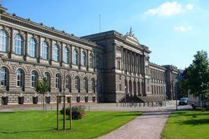Strasbourg est la première université française non parisienne à figurer dans le classement de Shanghai. ©Jonathan Martz