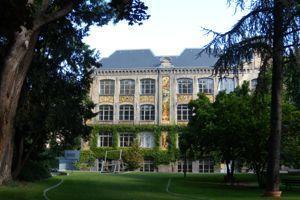 A l'Hear, les étudiants suivent une année de tronc commun (photo du campus de Strasbourg). ©Freddo