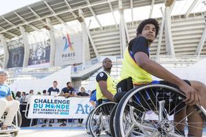 De nombreux ateliers et démonstrations handisports seront accessibles aux personnes handicapées.