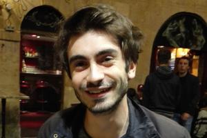 Adrien, 24 ans, est en 6ème année de médecine.