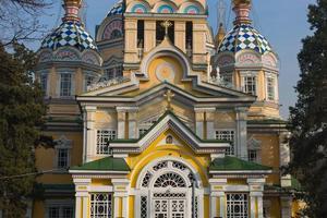 Les étudiants du master culture et religion doivent assister à 6 offices différents (Ici une basilique orthodoxe). ©Laurence de Finance