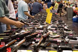 Les Américains posséderaient 357 millions d'armes à feu pour 317 millions d'habitants. © M&R Glasgow / Flickr