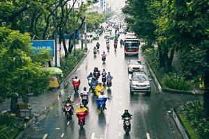 En rentrant de Saigon, Laurène a changé ses plans de vie professionnels. © npdien / Pixabay