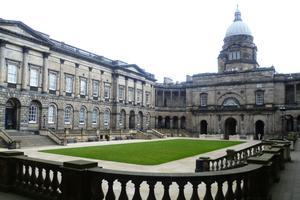 L'université d'Édimbourg. (CC)