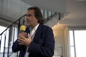 Emmanuel Chain est président du conseil d'administration du CFJ. ©sdetarle